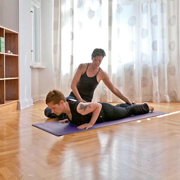 Pilates Einzelunterricht