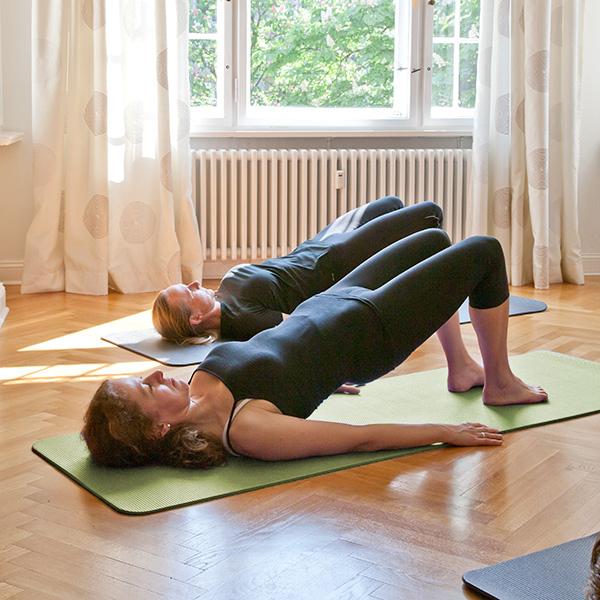 Pilates Trainerin Britta Schulz